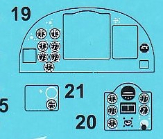 DoraWings-DW-48028-Caudron-C.630-Simoun-5 Caudron C.630 Simoun in 1:48 von Dora Wings #DW 48028
