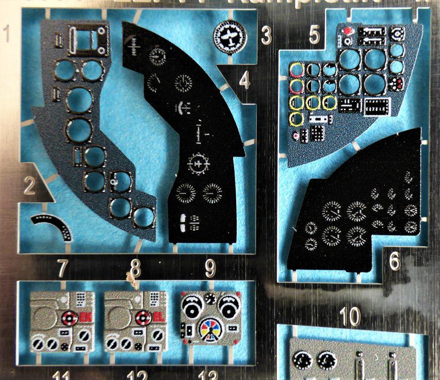 """Eduard-11147-Kampfstift-11 Der """"Kampfstift"""" die Do 17 Z, eine Limited Edition von Eduard aus den Formen von ICM in 1:48 #11147"""