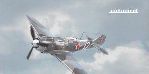 La-5FN und La-7 in 1:48 von Eduard #1189