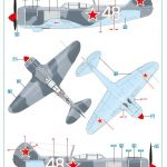 Eduard-1189-La-5FN-La-7-Markierungen-16-150x150 La-5FN und La-7 in 1:48 von Eduard #1189