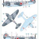 Eduard-1189-La-5FN-La-7-Markierungen-23-150x150 La-5FN und La-7 in 1:48 von Eduard #1189