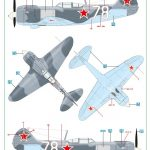 Eduard-1189-La-5FN-La-7-Markierungen-25-150x150 La-5FN und La-7 in 1:48 von Eduard #1189