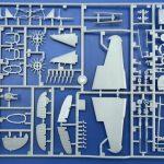 Eduard-1189-La-5FN-Teile-2-150x150 La-5FN und La-7 in 1:48 von Eduard #1189