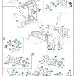 Eduard-1189-La-5FN-bauplan-2-150x150 La-5FN und La-7 in 1:48 von Eduard #1189