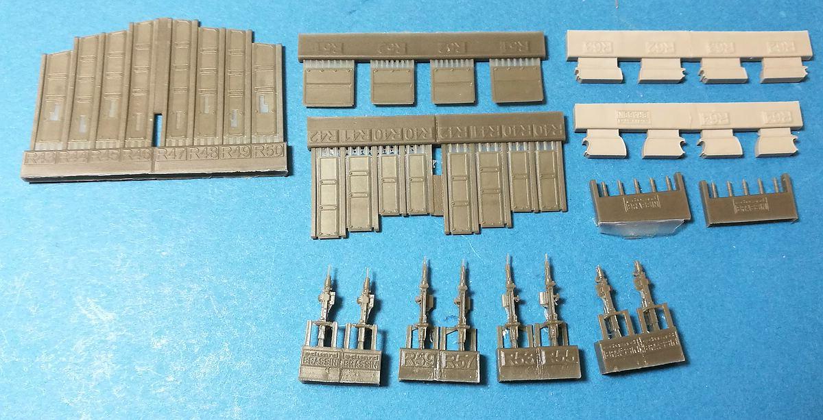 Eduard-648610-Spitfire-Mk.-IIa-gun-bays-3 Spitfire Mk. II gun bays in 1:48 von Eduard #648610 und 611