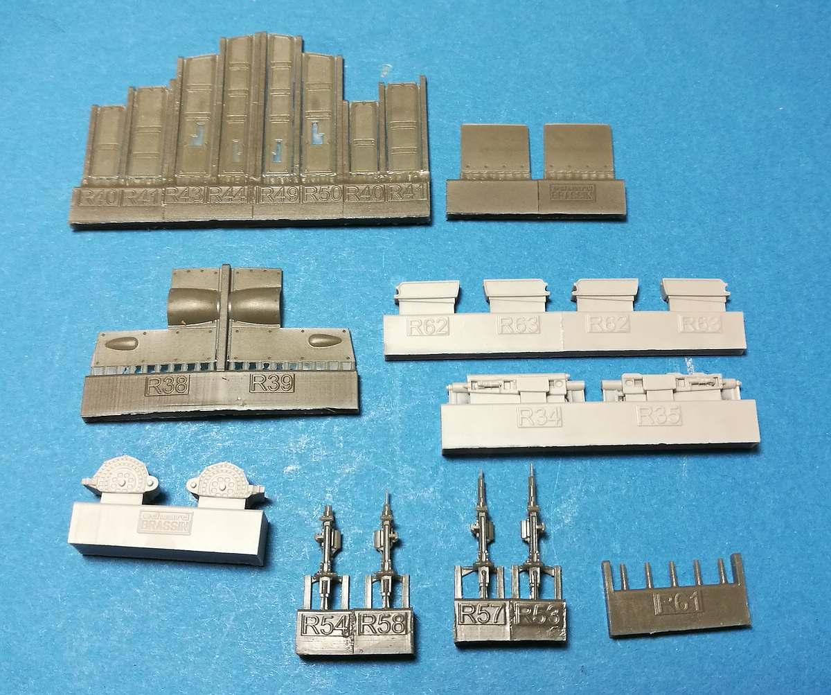 Eduard-648611-Spitfire-Mk.-IIb-gun-bays-2 Spitfire Mk. II gun bays in 1:48 von Eduard #648610 und 611