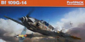 Messerschmitt Bf 109 G-14 von Eduard in 1:48 #82118