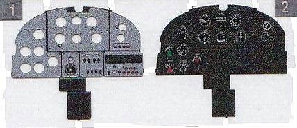 Eduard-FE-1145-Il-2-ZOOM-2 Zubehör für die Il-2 von Eduard # FE 1145, FE 1146 und EX 749