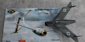 Gebaut: Die BV P.212 in 1:48 von Fondérie Miniatures # 6013