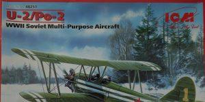 Polikarpov Po 2 / U-2 in 1:48 von # 48251