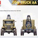MiniArt-35351-Tow-Truck-AA-Type-10-150x150 Tow Truck AA Type in 1:35 von MiniArt # 35351