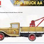 MiniArt-35351-Tow-Truck-AA-Type-3-150x150 Tow Truck AA Type in 1:35 von MiniArt # 35351