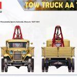 MiniArt-35351-Tow-Truck-AA-Type-4-150x150 Tow Truck AA Type in 1:35 von MiniArt # 35351