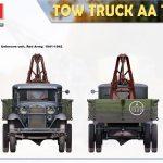 MiniArt-35351-Tow-Truck-AA-Type-6-150x150 Tow Truck AA Type in 1:35 von MiniArt # 35351