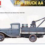 MiniArt-35351-Tow-Truck-AA-Type-7-150x150 Tow Truck AA Type in 1:35 von MiniArt # 35351