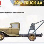 MiniArt-35351-Tow-Truck-AA-Type-9-150x150 Tow Truck AA Type in 1:35 von MiniArt # 35351
