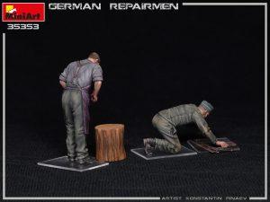 MiniArt-35353-German-Repairmen-11-300x225 Печать