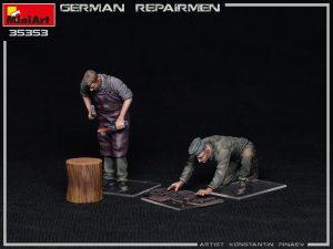 MiniArt-35353-German-Repairmen-9-300x225 Печать