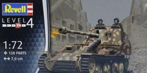 Panzerjäger Marder III Ausf. M in 1:72 von Revell #03316
