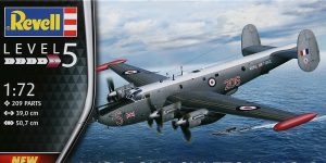 Avro  Shackleton MR.3 in 1/72 von Revell #03873