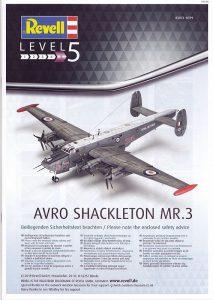 Revell-03873-Avro-Shackleton-MR-6-213x300 Revell 03873 Avro Shackleton MR (6)