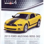 Revell-07652-2013-Ford-Mustang-Boss-302-26-150x150 2013 Ford Mustang Boss 302 in 1:25 von Revell # 07652