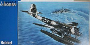 Heinkel He-115B von Special Hobby in 1:48 #48110