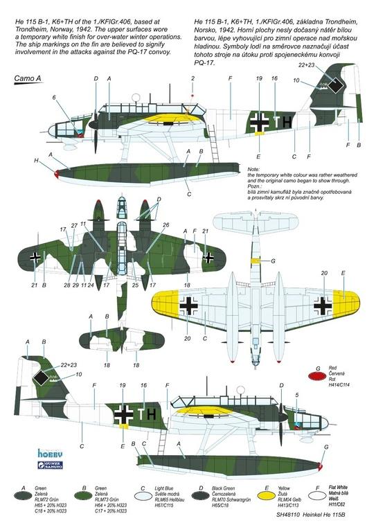 Special-Hobby-SH-48110-Heinkel-He-115-B-2-69 Heinkel He-115B von Special Hobby in 1:48 #48110
