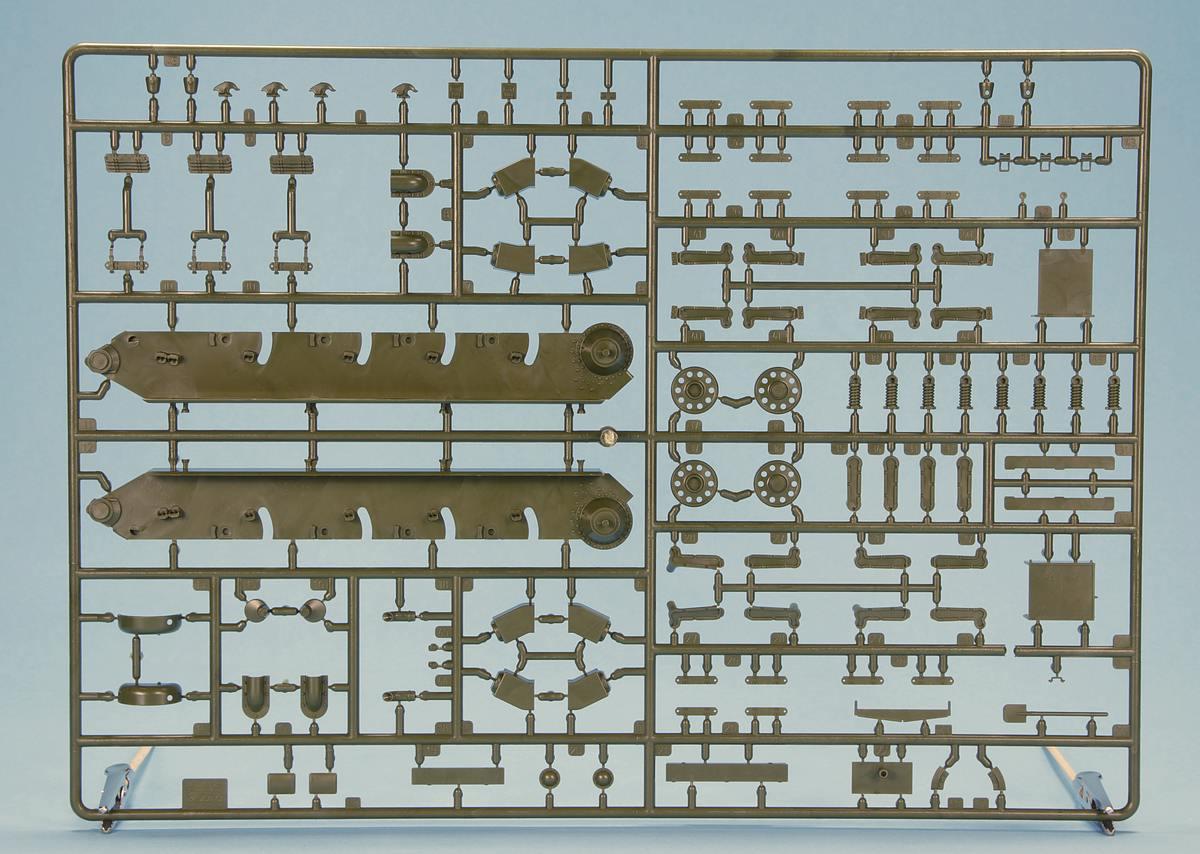 Zvezda-3686-T-34-76-Modell-1942-16 T-34/76 in 12:35 von Zvezda # 3686