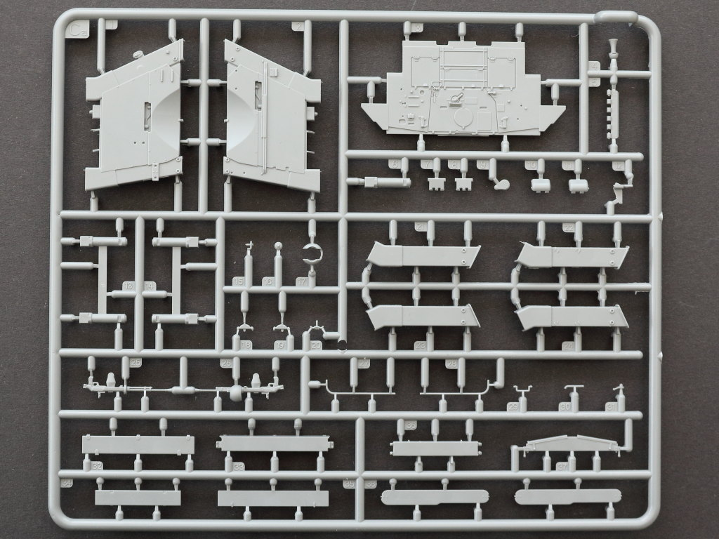 Ca T-34/85 Mod. 1945 Plant 112 1:35 Miniart (#37091)