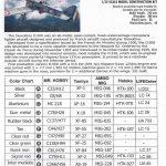 DoraWings-DW-32001-Dewoitine-500-Bauanleitung1-150x150 Dewoitine D.500 in 1:32 von DoraWings #DW32001