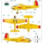 Eduard-7456-Z-37A-Cmelak-WEEKEND-Bauanleitung-9-150x150 Z-37A Cmelak als WEEKEND-Edition in 1:72 von Eduard #7456