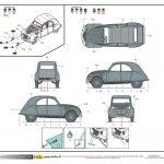 HELLER-80175-Citroen-2CV-Bauanleitung-2-150x150 Citroen 2CV in 1:43 von Heller #80175