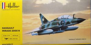 Mirage 2000N in 1:72 von Heller #80321