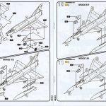 HELLER-80323-Dassault-Mirage-III-E-R-5-6-150x150 Dassault Mirage III E/R/-5 in 1:72 als Starter-Kit von Heller #80323
