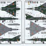 HELLER-80323-Dassault-Mirage-III-E-R-5-7-150x150 Dassault Mirage III E/R/-5 in 1:72 als Starter-Kit von Heller #80323