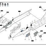 Heller-80321-AMD-BA-Mirage-2000N-Bauanleitung-5-150x150 Mirage 2000N in 1:72 von Heller #80321
