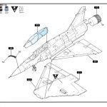 Heller-80321-AMD-BA-Mirage-2000N-Bauanleitung-6-150x150 Mirage 2000N in 1:72 von Heller #80321