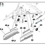 Heller-80321-AMD-BA-Mirage-2000N-Bauanleitung-7-150x150 Mirage 2000N in 1:72 von Heller #80321