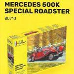 Heller_Mercedes500k20-150x150 Mercedes 500K Special Roadster in 1:24 von Heller
