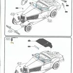 Heller_Mercedes500k34-150x150 Mercedes 500K Special Roadster in 1:24 von Heller