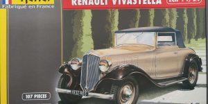 Renault Vivastella in 1:24 von Heller #80724