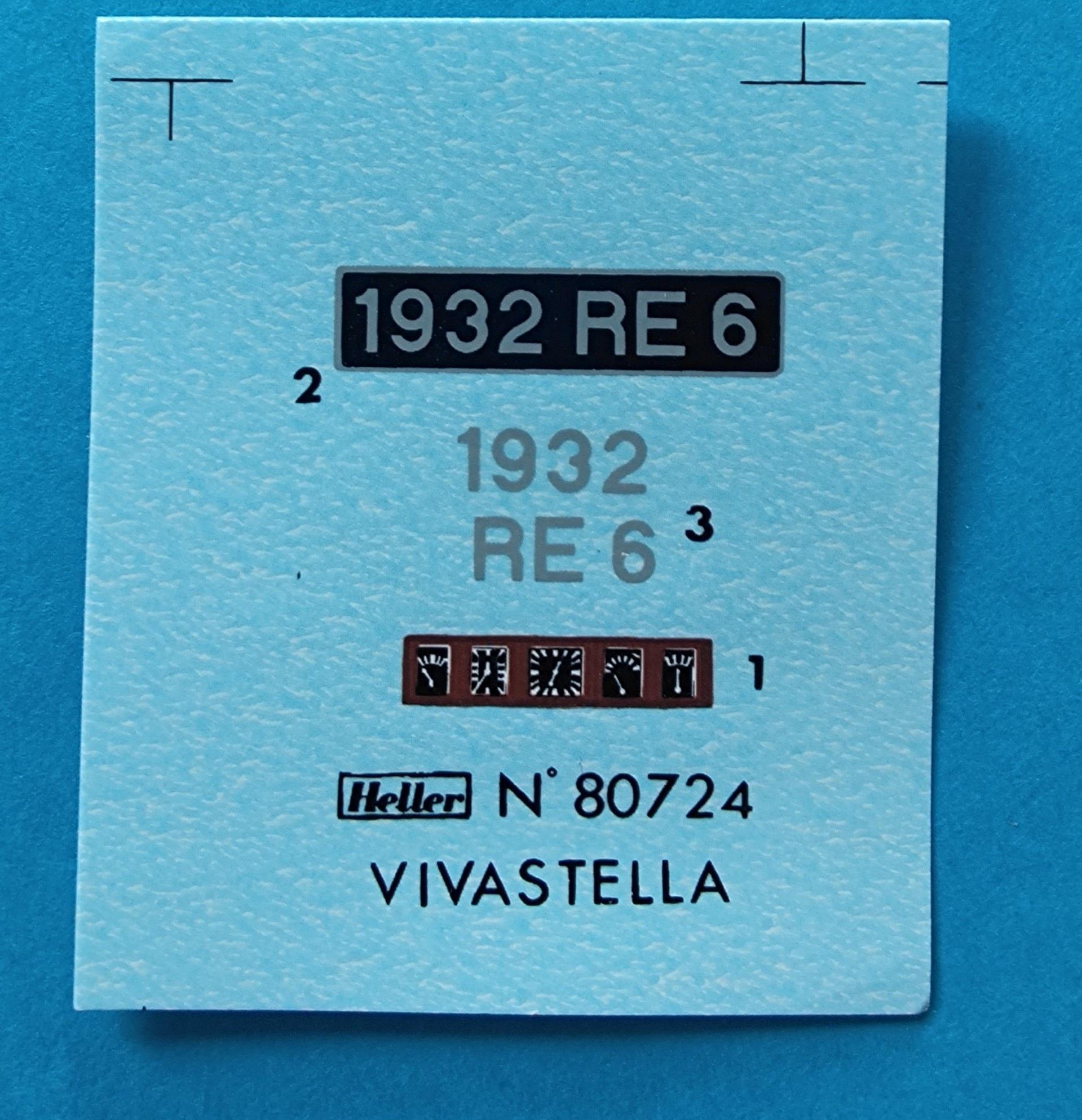 Heller_RenaultVivastella09 Renault Vivastella in 1:24 von Heller #80724