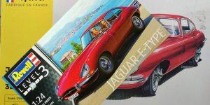 Jaguar E-Type: Heller oder Revell?