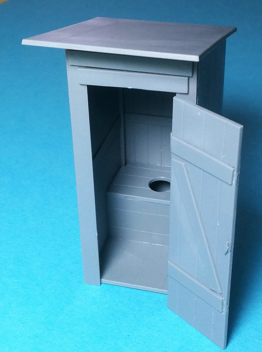ICM-35800-Field-Toilet-17 Field Toilet in 1:35 von ICM #35800