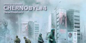 Chernobyl 4: Deactivators in 1:35 von ICM #35904