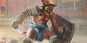 Roman Gladiator in 1:16 von ICM
