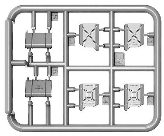 MiniArt-35348-German-Tankers-Refueling-1 German tankers refuelling in 1:35 von MiniArt # 35348