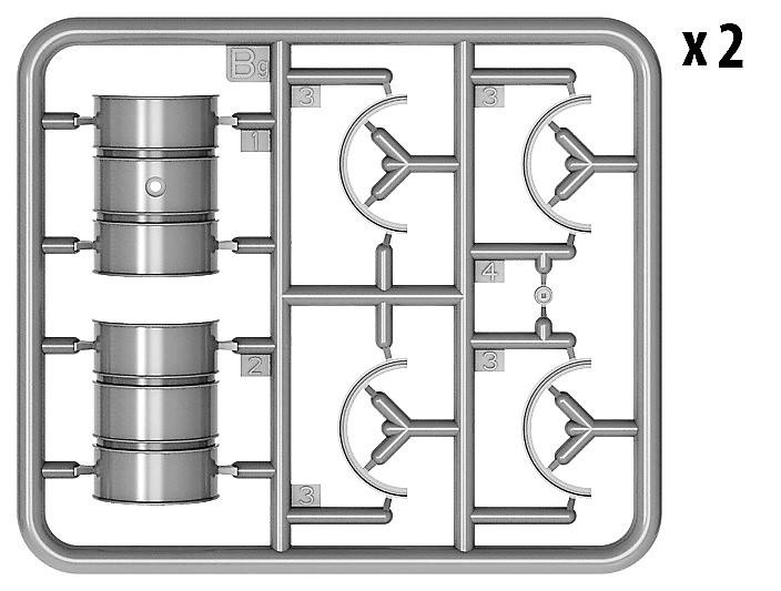 MiniArt-35348-German-Tankers-Refueling-2 German tankers refuelling in 1:35 von MiniArt # 35348