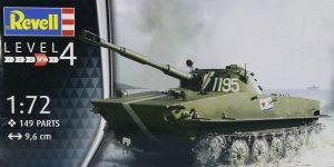 Poseidons Panzer – Revells 1:72er PT-76B #03314